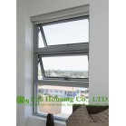 Powder Coating White Color Aluminum Awning window for Villas