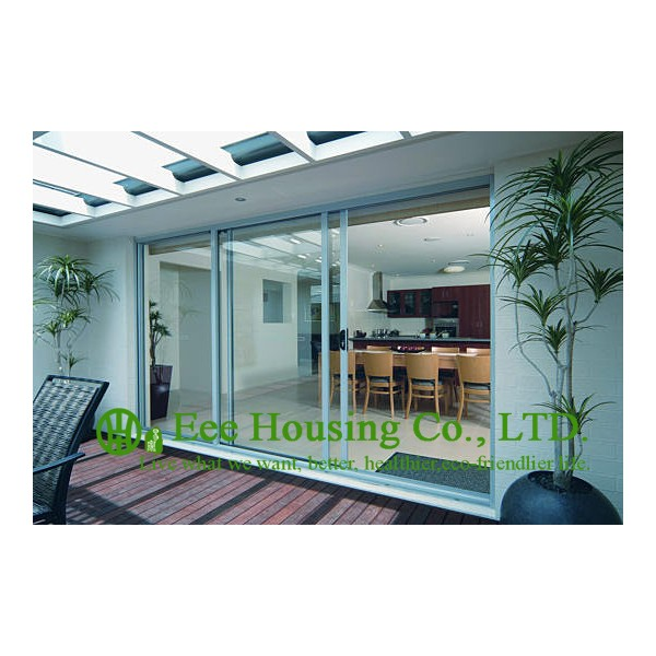 Sliding Type Aluminum Door For Balcony And Home