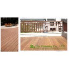 Eco-Friendly  moisture resistant  Bamboo Outdoor Flooring