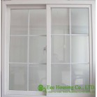 Energy Efficient UPVC Sliding Windows, With Grilled design