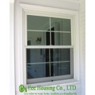 Single/ Double Hung Window,good sound insulation and ventilation
