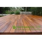 Carbonized Color Outdoor Bamboo Flooring, Matt Finish,Waterproof