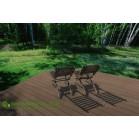 Customized Outdoor Bamboo Flooring, Bamboo Decking ,Eco-friendly,Matt Finish,1860x140x20mm