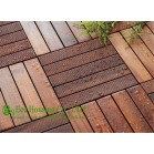 300x300x23mm Outdoor Bamboo Flooring,Decking Tile Unit Series