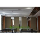 65mm Thickness Soundproof Melamine Finished Movable Partition Wall For Meeting Room, School