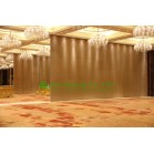 Soft Leather/Fabric Finished Movable Partition Wall For Hotel/Exhibition Hall/Dinning Room
