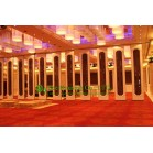 Movable Partition Wall For Hotel/Exhibition Hall, No Track On the Ground