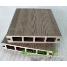Wood Plastic Composite Flooring, Outdoor WPC decking For Balcony, Easy Installation and Environmental Friendly