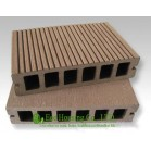Anti-moisture And Termites Outdoor WPC decking For Corridor, Easy Installation