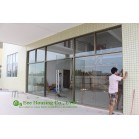 frameless glass doors, 12mm tempered glass door for apartment,Mordern frameless glass door
