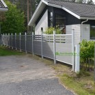Garden Fences, Semi-Privacy Fencing, Exterior Fence Boards