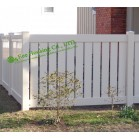 Semi-Privacy Fence,Vinyl Garden Fencing, Pool Fencing