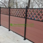 Lattice Privacy Fence,Privacy Lattice Fence,Garden Fencing