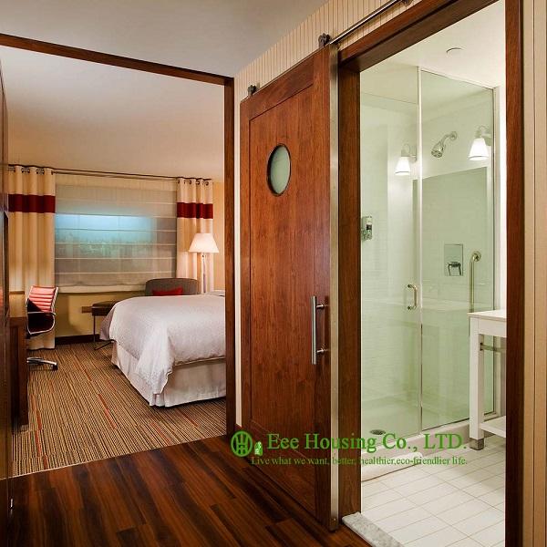 Hotel Front Door: Sliding Barn Door,hotel Door